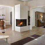 foyers modulaires brunner hydro bouilleur chemin es c line. Black Bedroom Furniture Sets. Home Design Ideas