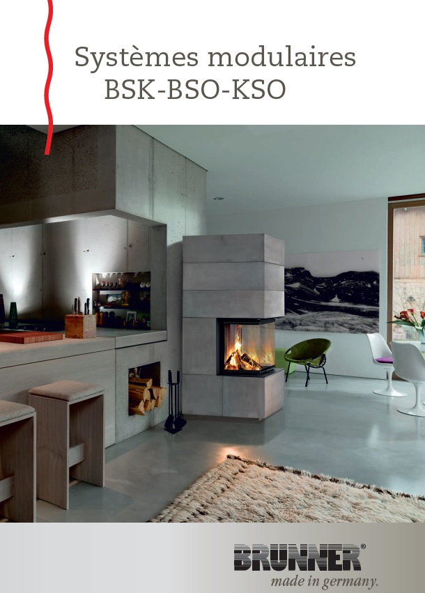 Catalogue Système modulaire BSK-BSO-KSO