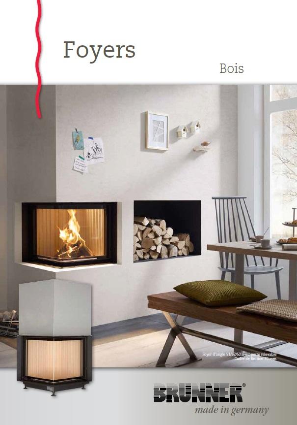Catalogue Foyers Brunner 2019