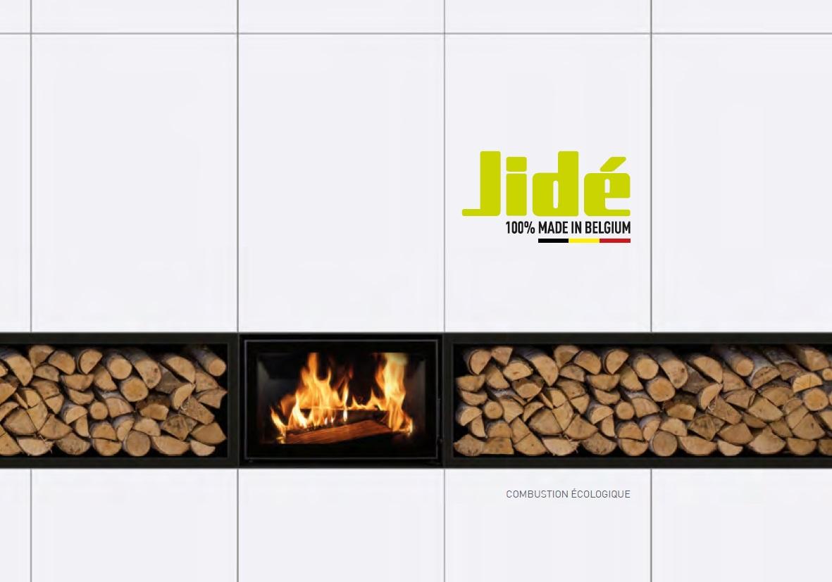Catalogue Inserts à bois Jide 2019